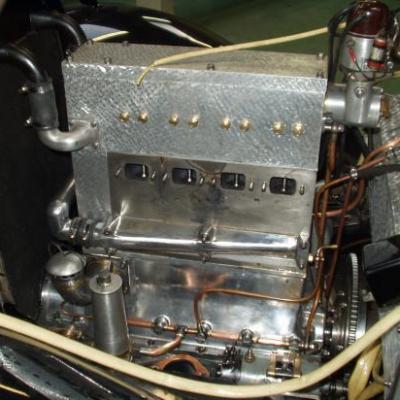 Moteur type 40
