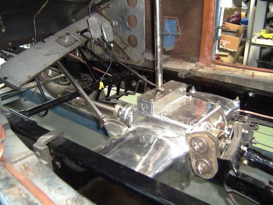 Boîte bugatti type 40